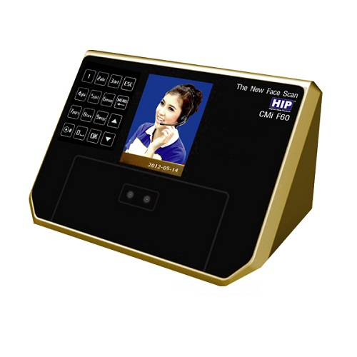 Face Scan Cmi F60 Gold