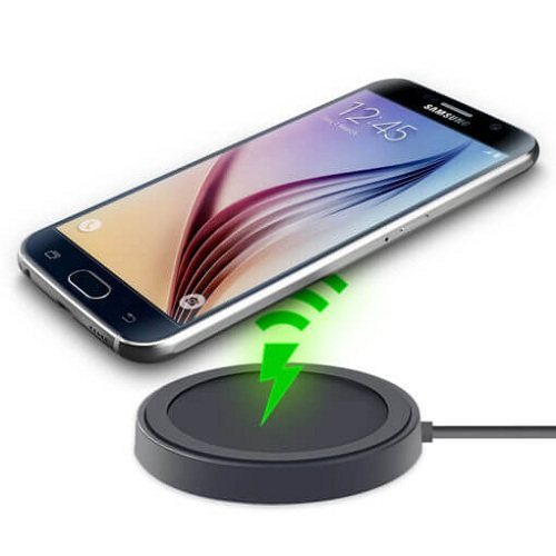 Wireless Phone Charging Adapter