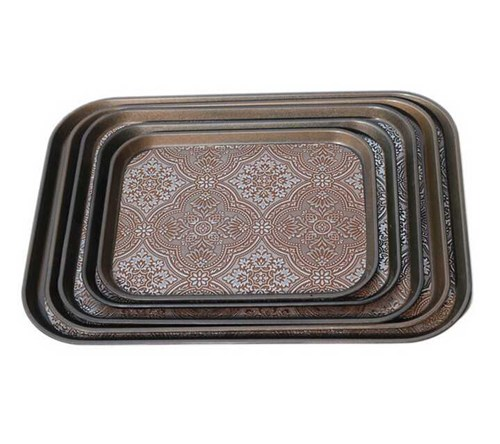 Leather tray Model AL4032