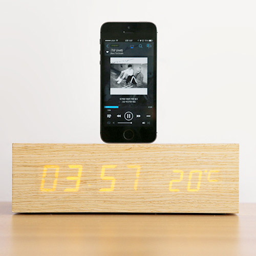 Multimedia Clock M9