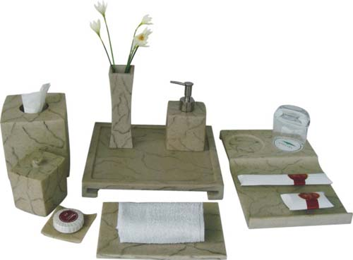 Bathroom amenity set ES7010-ES7017