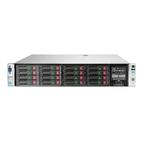 HP ProLiant DL380p Gen8 E5-2609v2