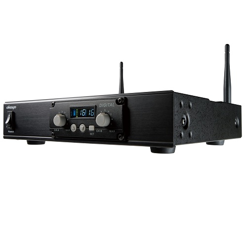 EJ-600DR Dual-channel Receiver