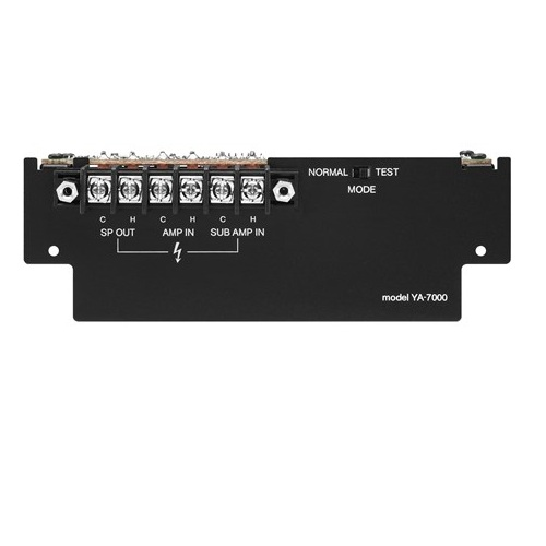 Amplifier Auto Switching Module YA-7000