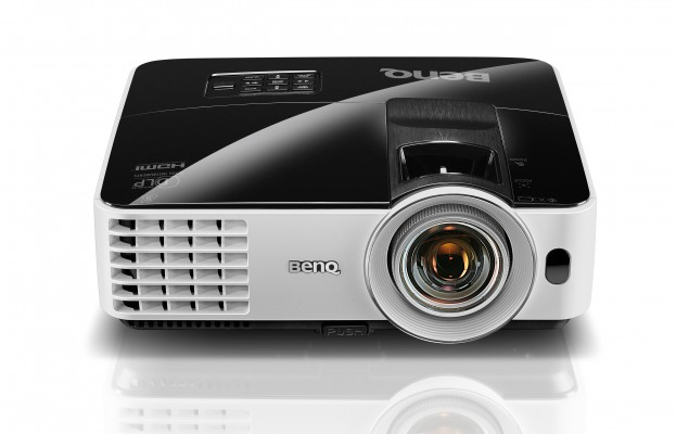 BenQ MX631ST Small-Space Business Projector