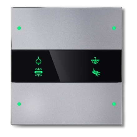 Granite Series 4 Buttons Smart Panel EU