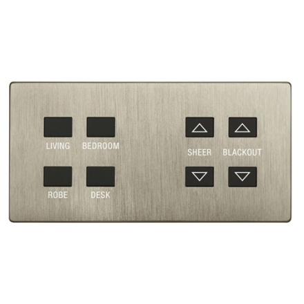 iElegance Series 8 Button Smart Panel